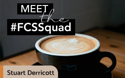 Meet the #FCSSquad: Stuart Derricott