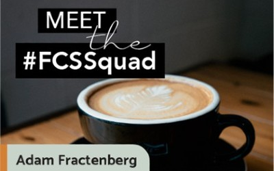 Meet the #FCSSquad: Adam Fractenberg