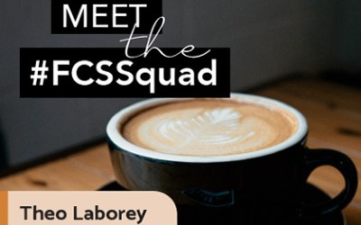 Meet the #FCSSquad: Theo Laborey