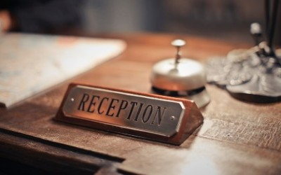 COVID-19 Guidelines: Reception and Concierge