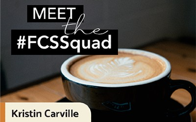 Meet the #FCSSquad: Kristin Carville