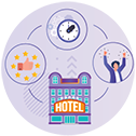 Created for hoteliers, by hoteliers