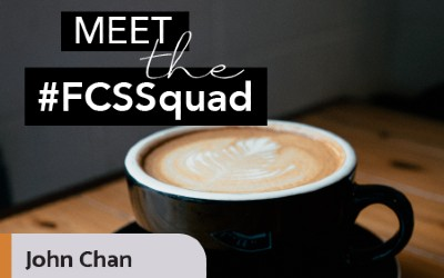 Meet the #FCSSquad: John Chan