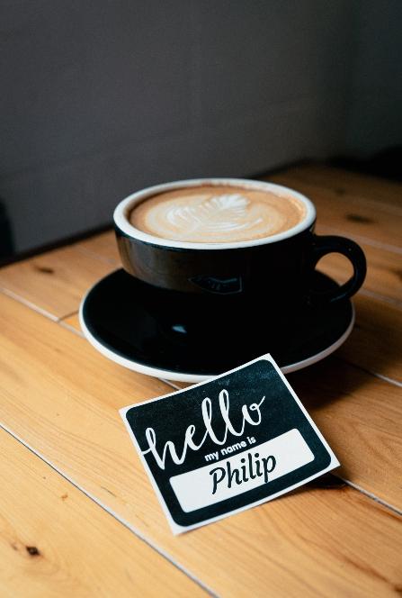Hello my name is Philip