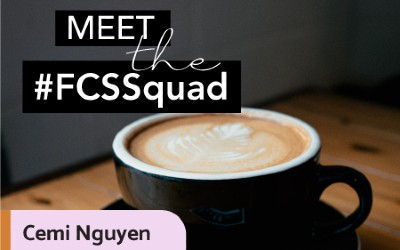 Meet the #FCSSquad: Cemi Nguyen