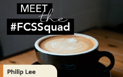 Meet the #FCSSquad: Philip Lee