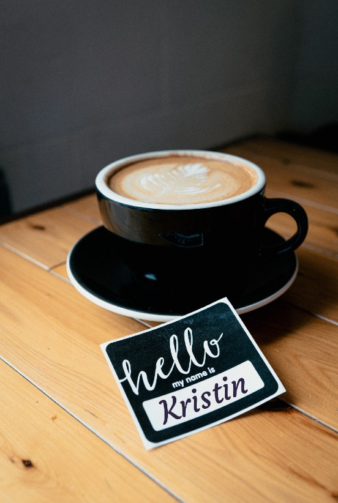 Hello my name is Kristin