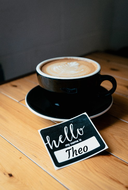 Hello my name is Theo