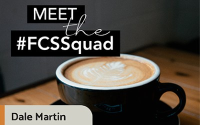 Meet the #FCSSquad: Dale Martin